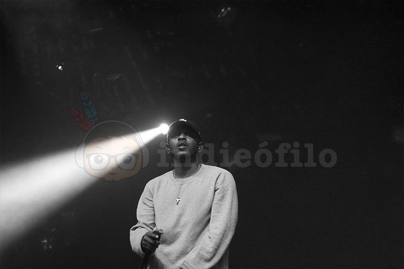 Kendrick Lamar - Lowlands 2015