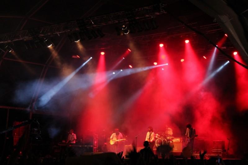 Arenal Sound 2012 - Lori Meyers