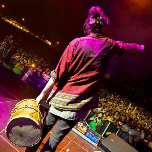 Arenal Sound 2012 - Crystal Fighters