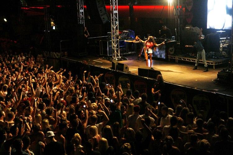 Azealia Banks 2012 - Mallorca Rocks