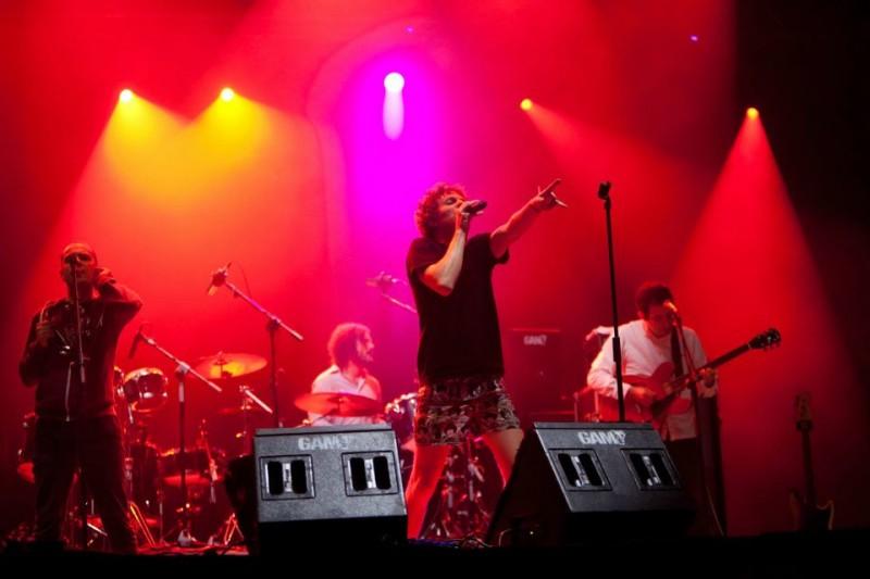 Santander Music 2012 - Chk Chk Chk
