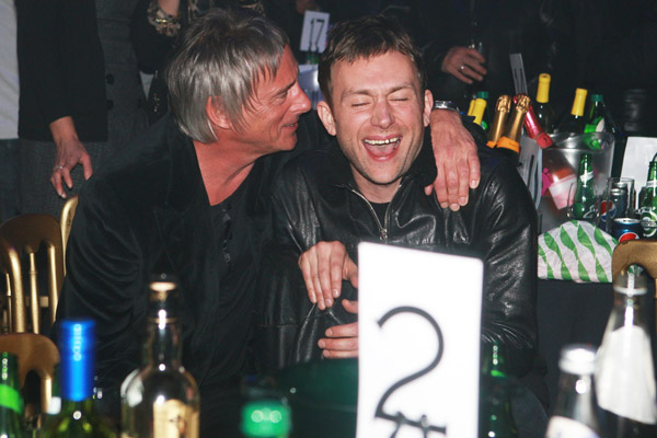 Paul Weller afirma que le encantaría trabajar con Damon Albarn o Miles Kane