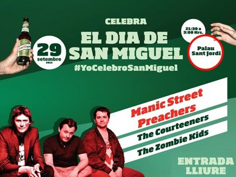 Barcelona acogerá la primera edición de 'El día de San Miguel'