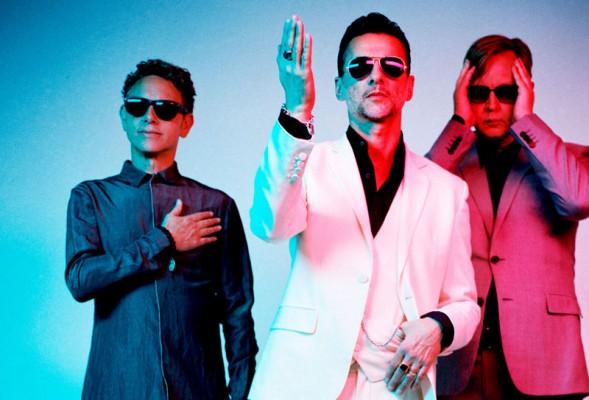 Depeche Mode avanzan que su nuevo disco llegará en marzo de 2013