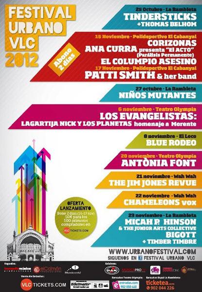Este fin de semana empieza el Festival Urbano VLC 2012