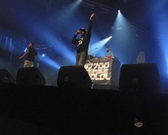 Dizzee Rascal - Pitch Festival 2013