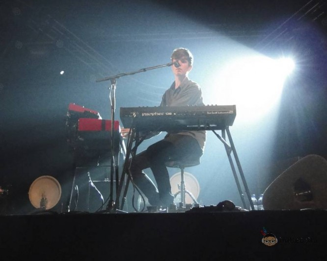 James Blake - Pitch Festival 2013