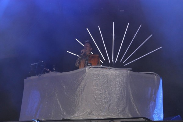 TEED arenal sound 2013