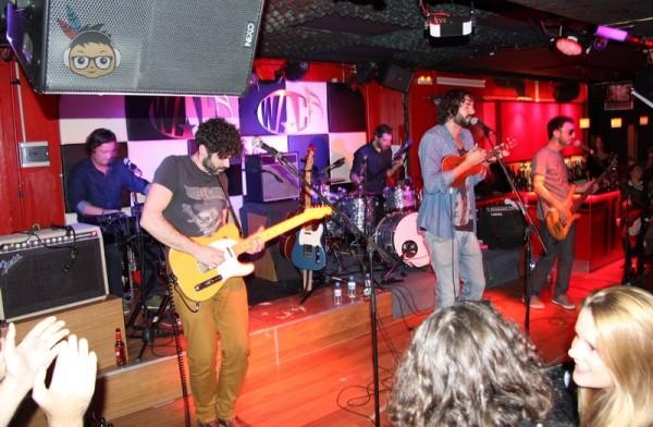Izal – 15 de noviembre 2013 (Sala Wah Wah – Valencia)
