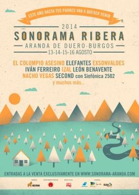 Sonorama 2014 -  Ivan Ferreiro Izal