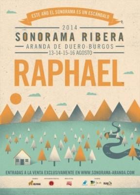 Raphael, gran sorpresa para el Sonorama 2014