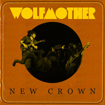 Listen New Crown, new LP from Australian band Wolfmother