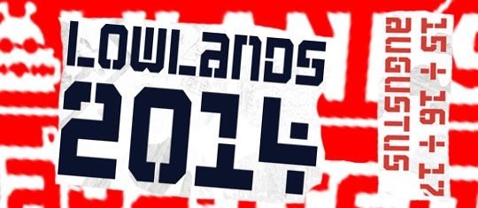 Disclosure and John Talabot, on the list of new names for Lowlands 2014