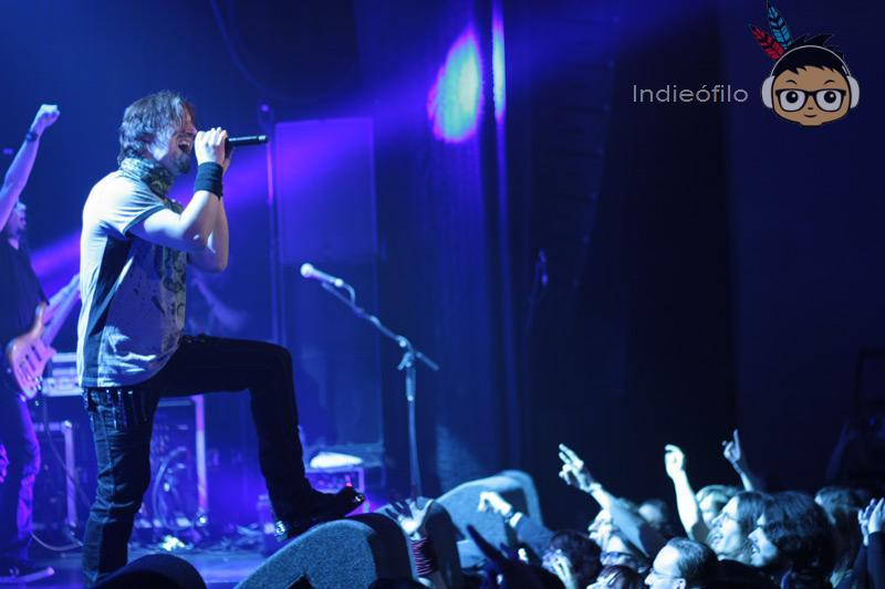 Sonata Arctica – 13 de abril 2014 (Melkweg – Amsterdam)