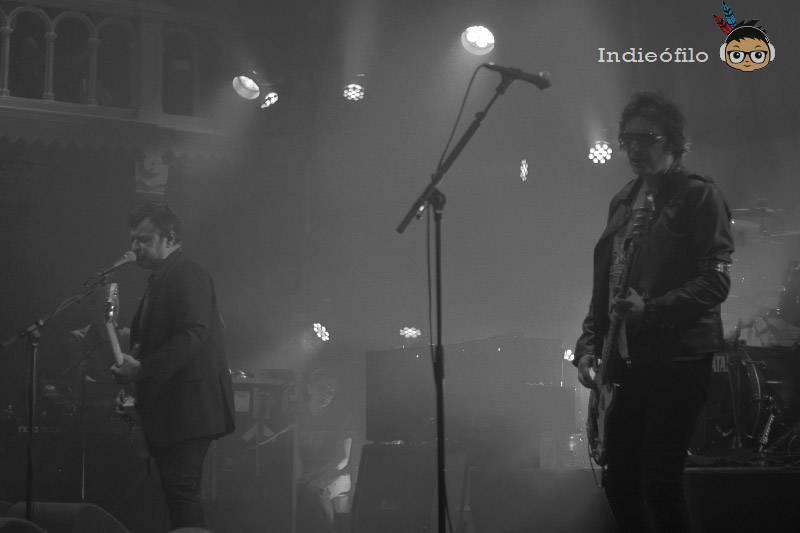 Manic Street Preachers - Netherlands Paradiso 26 Mayo 2014