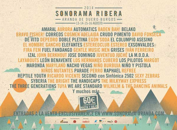 Sonorama 2014 Automatics