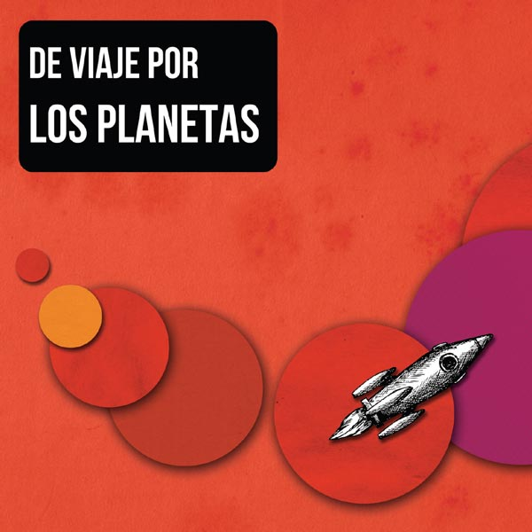 Free on download De viaje, Tribute LP to Los Planetas publish by Ondas del Espacio
