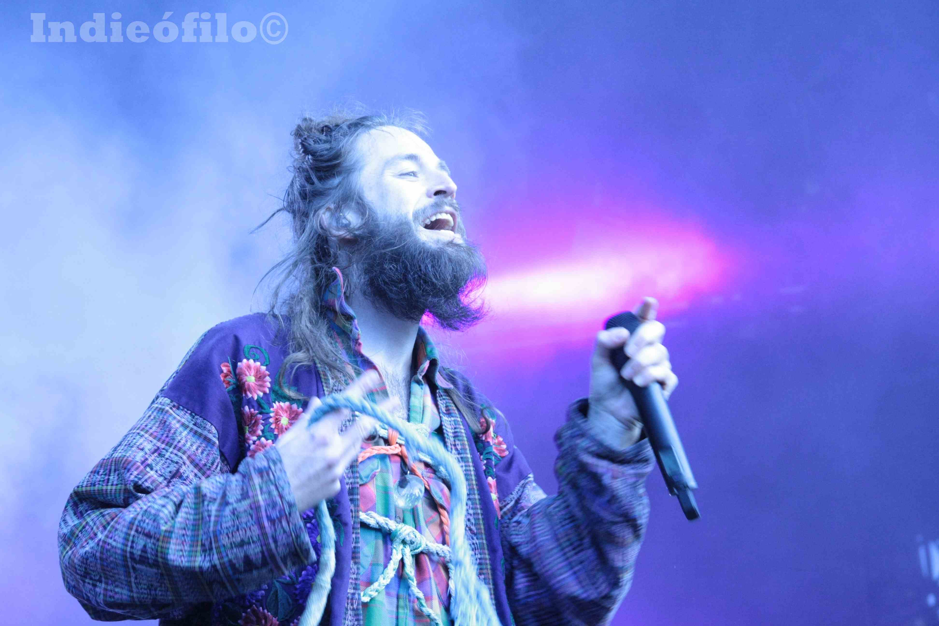 Indian Summer Festival 2014 - Crystal Fighters