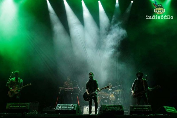 The right ons - Arenal Sound 2014