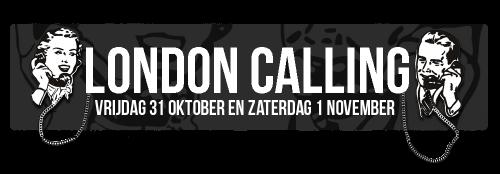 Cuatro nuevos nombres para London Calling November 2014