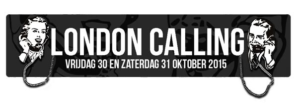 First names for London Calling October 2015