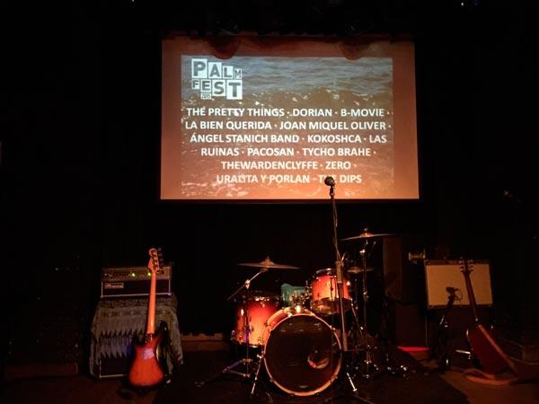 El Palmfest 2015 anuncia nuevos nombres para su cartel
