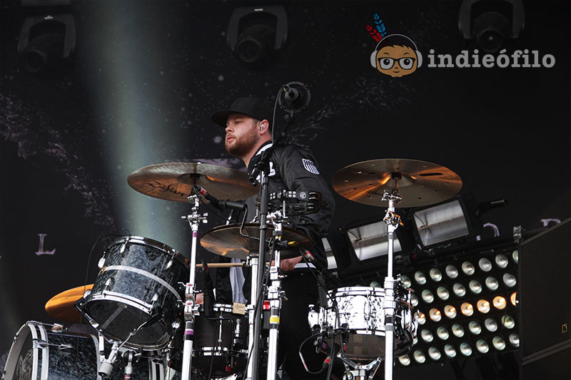 Royal Blood - Best Kept Secret Festival 2015