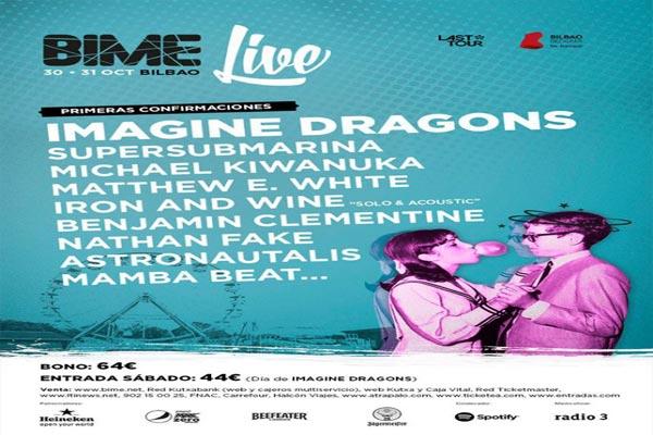 Supersubmarina al Bime Live! 2015