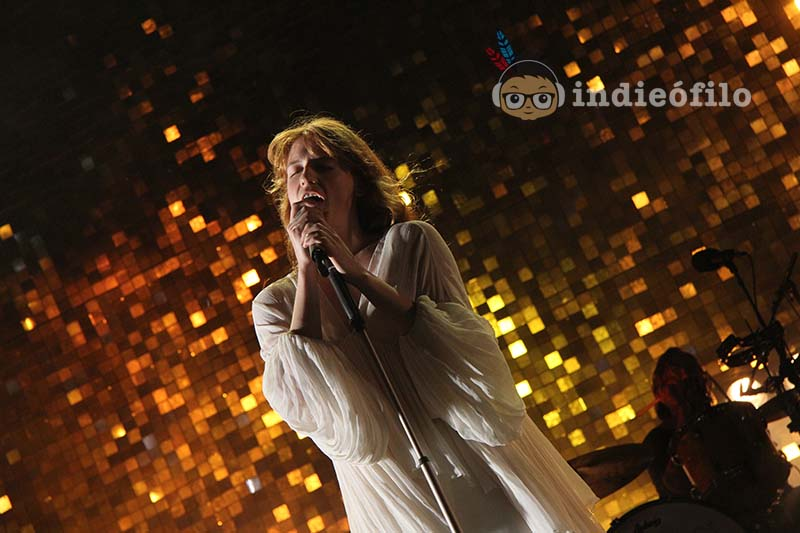 Florence and The Machine - FIB 2015