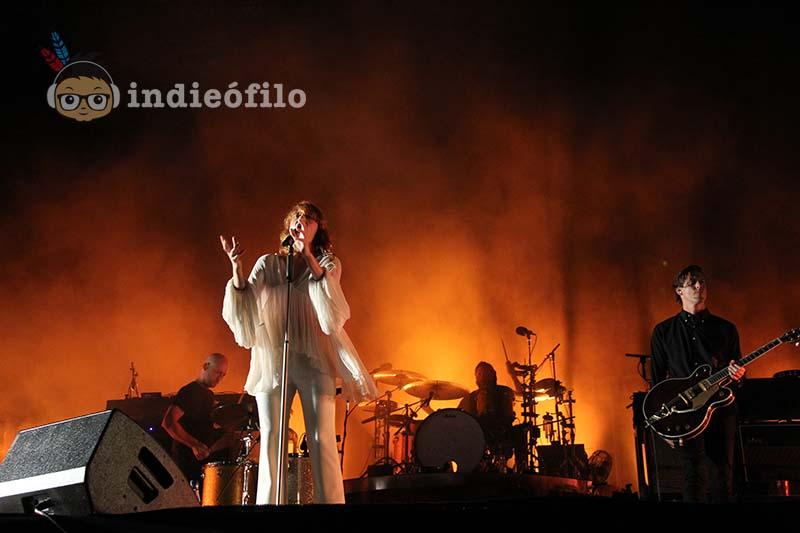 Florence The Machine - 2015 FIB