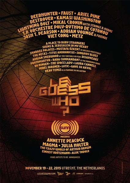 New batch of names confirmed for Le Guess Who? 2015