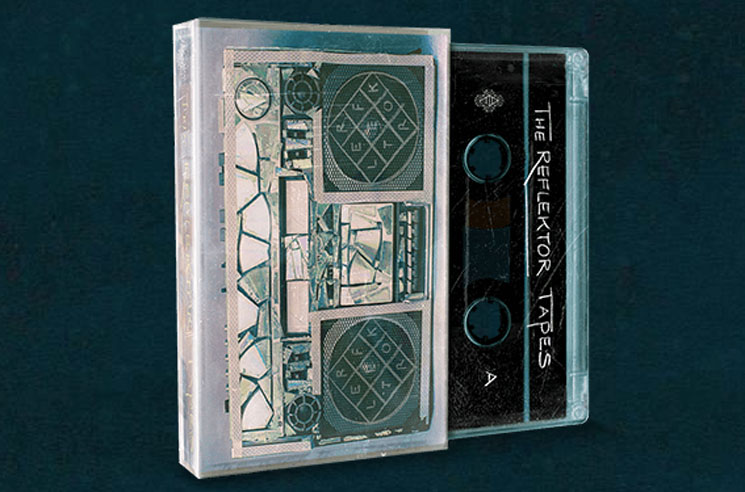 Arcade Fire Reflektor tapes