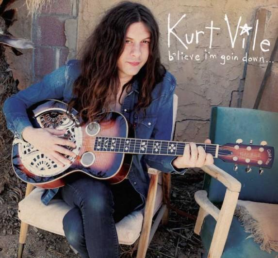 Kurt Vile - Blieve Im going down