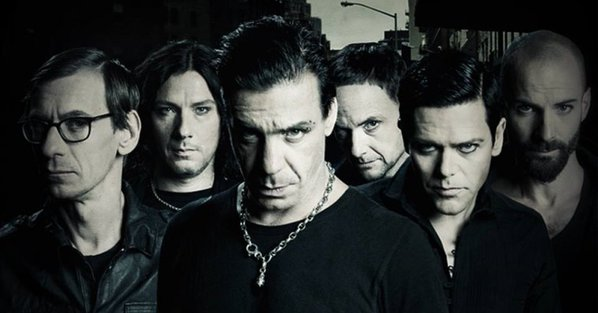 Rammstein confirmed for Rock Werchter 2016