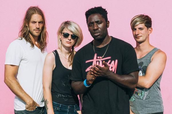 "Bloc Party presentan su nuevo single ""The Love Within"""