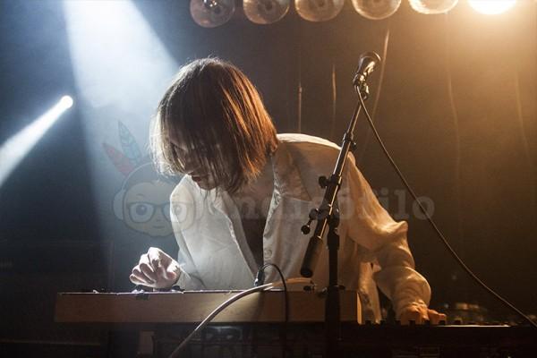LA Priest - London Calling 2015 Amsterdam