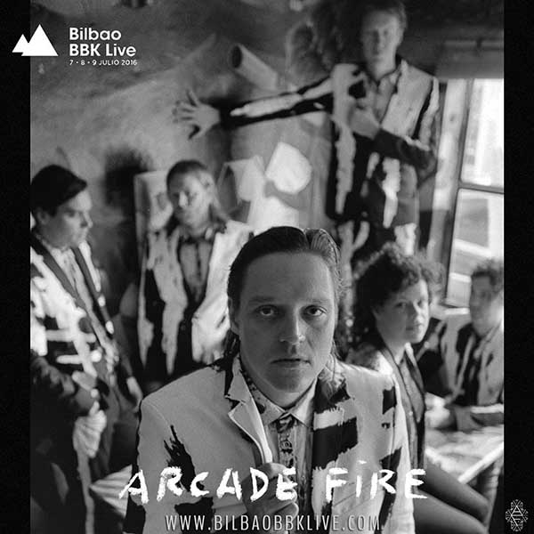 BBK Live 2016 - Arcade Fire