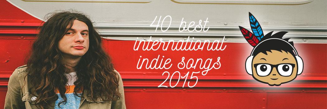Best indie songs 2015 header