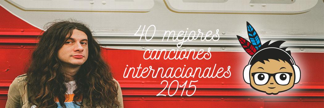 40 Mejores canciones internacionales indieofilo 2015