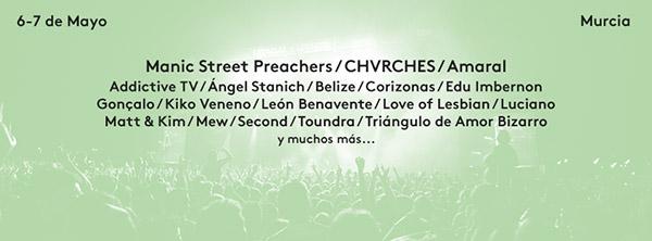 SOS 48 2016 - Manic Street Preachers