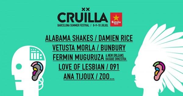 Cruilla 2016 - Damien Rice