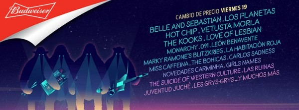 Hot Chip confirmados para el Low Festival 2016