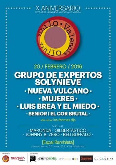cartel-X-Aniversario-Vinilo-Valencia