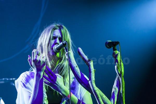 Myrkur - 9th March 2016 Paradiso Amsterdam