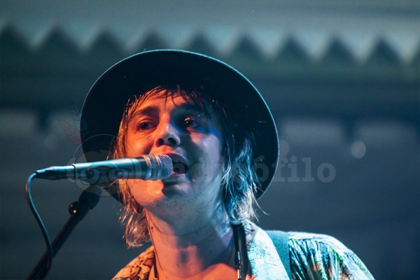 Pete Doherty - Amsterdam 1st March 2016