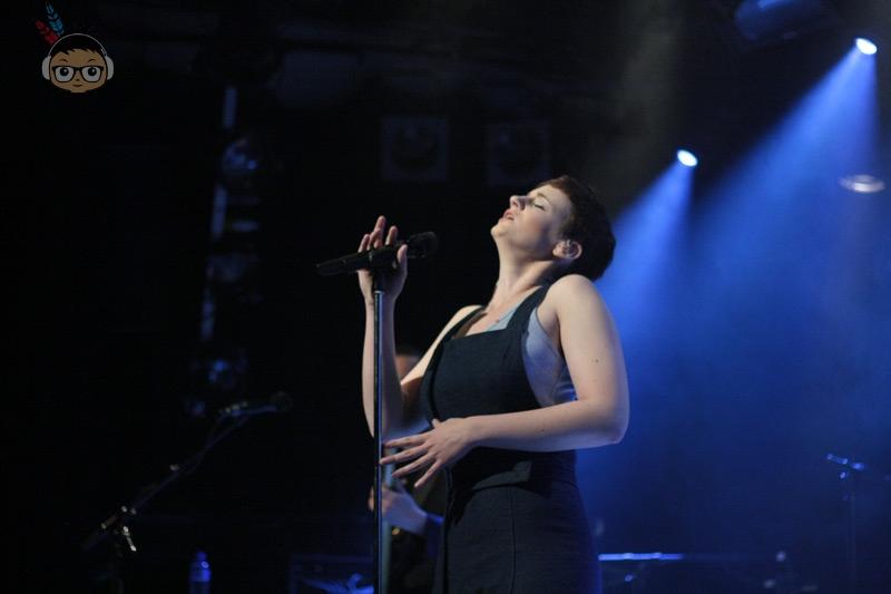 Hooverphonic – 11 de abril 2014 (Melkweg – Amsterdam)