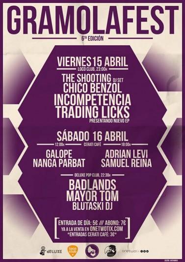 El GramolaFest 6 llega a Valencia este fin se semana