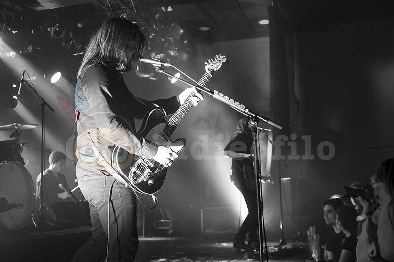 Band of Skulls - 25th May 2016 Amsterdam