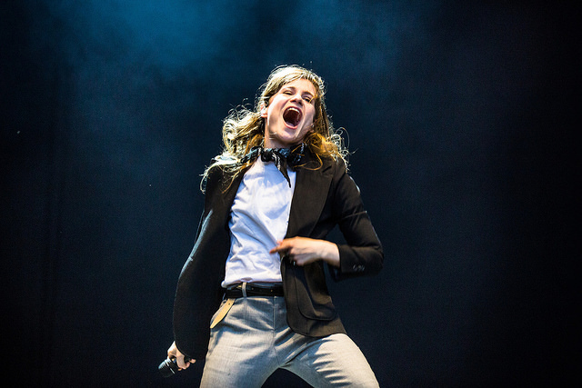 Christine and the Queens - Best Kept Secret Festival 2016