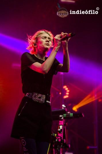 Grimes - Pitch Festival 2016 (2)